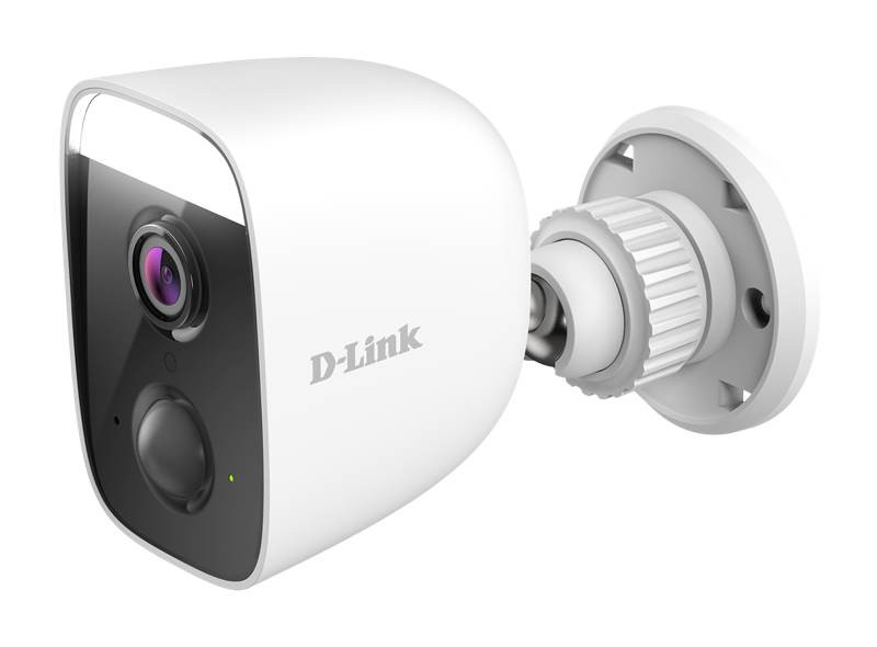 D-Link: Παρουσιάζει έξυπνη κάμερα εσωτερικού χώρου με ενσωματωμένο προβολέα