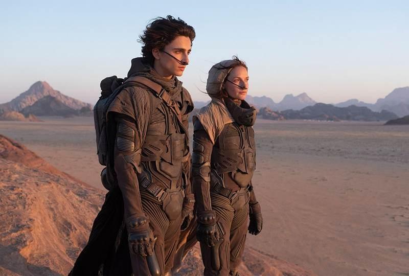 Dune: Αναβολή της πρεμιέρας για την 1η Οκτωβρίου 2021