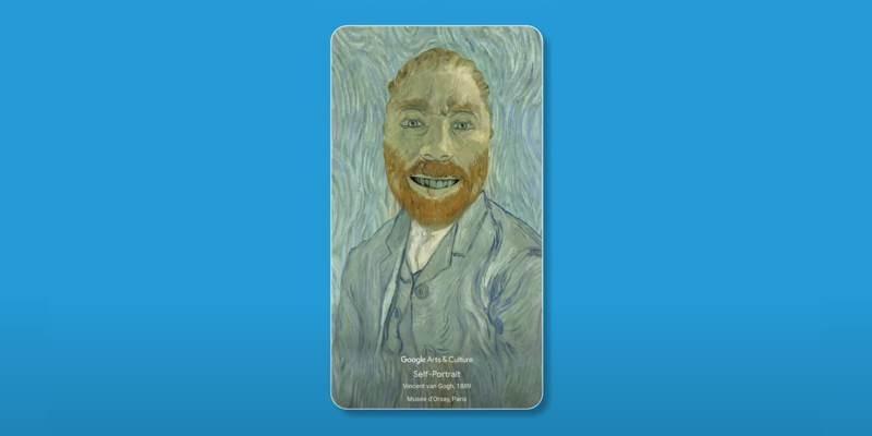 Google: Πειραματιστείτε με το Art Filter και μάθετε περισσότερα για τον πολιτισμό 1