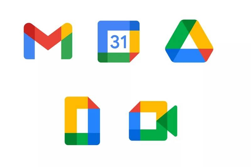 Google Workspace: Το νέο G Suite με νέα εικονίδια και νέες λειτουργίες 1