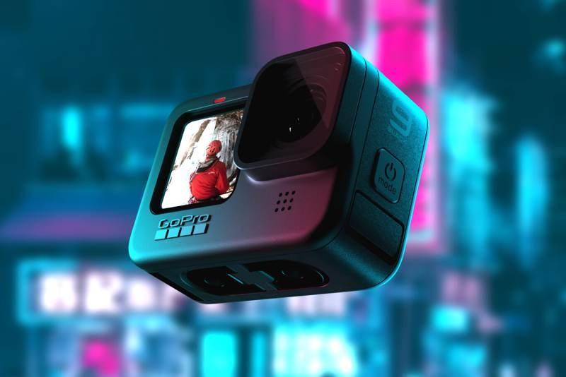 GoPro HERO9 Black: Επίσημα η νέα έκδοση με 2 οθόνες και μεγάλες βελτιώσεις 1