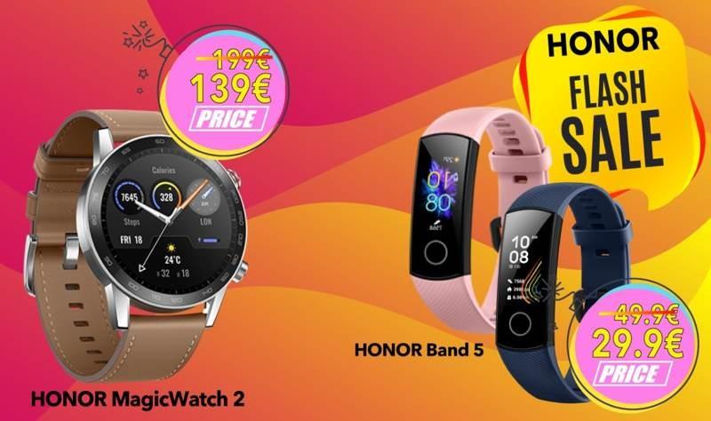 Honor Flash Sales: Μεγάλες εκπτώσεις σε smartphones και gadgets της εταιρείας