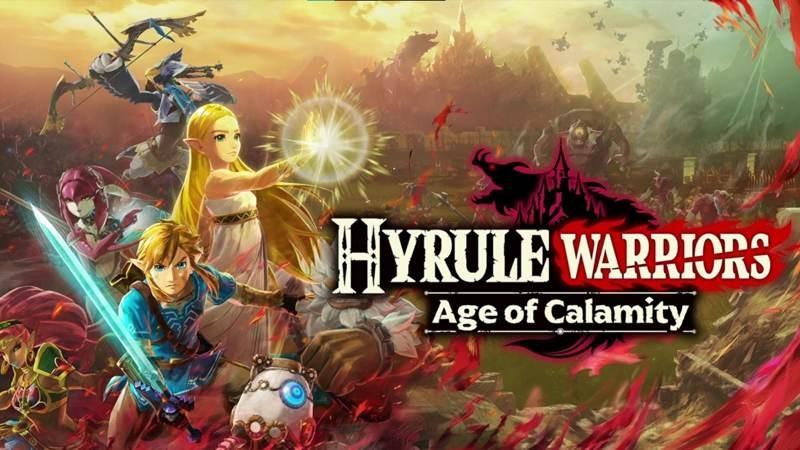 Hyrule Warriors: Age of Calamity, έρχεται στις 20 Νοεμβρίου το prequel του Breath of the Wild