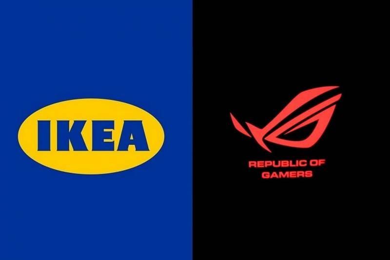 ΙΚΕΑ και Republic of Gamers (ROG) θα λανσάρουν έπιπλα & αξεσουάρ ειδικά για gamers 1