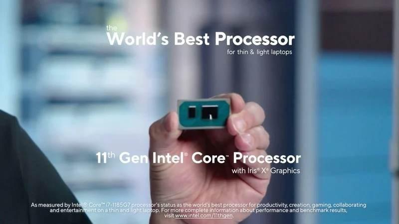 Intel: Αποκάλυψε την 11η γενιά επεξεργαστών Tiger Lake για λεπτά και ελαφριά laptops