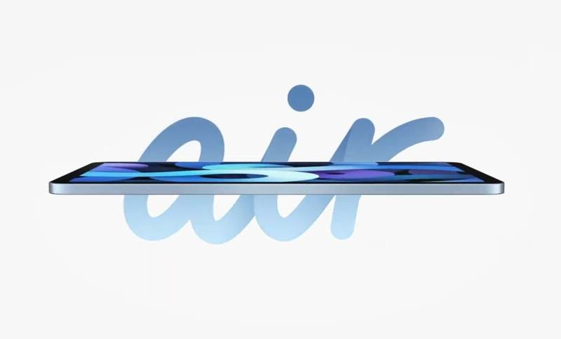 iPad Air (2020): Πανίσχυρο και με εμφάνιση που θυμίζει iPad Pro 1