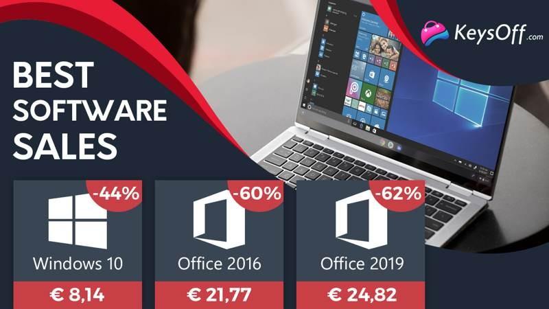 Back to School με μεγάλες εκπτώσεις σε κλειδιά Windows και Office
