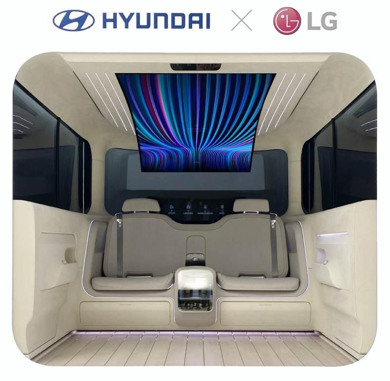 IONIQ Concept Cabin: Η άνεση του σπιτιού στα ηλεκτρικά αυτοκίνητα