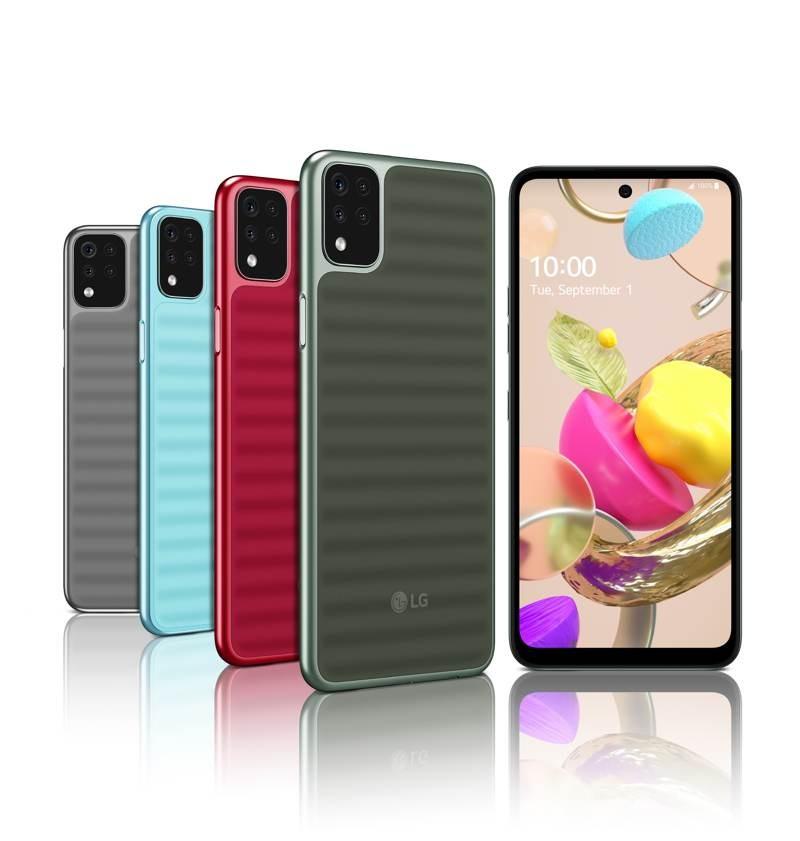 LG K42, LG K52, και LG K62: Επίσημα η νέα mid-range σειρά της εταιρείας 1