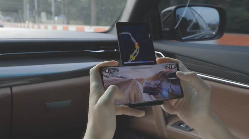LG Wing: Νέο video για το smartphone με την περιστρεφόμενη οθόνη