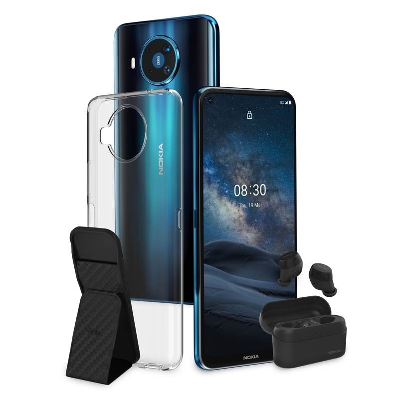 Nokia 8.3 5G: Επίσημο και σύντομα διαθέσιμο στην Ελλάδα στα €699