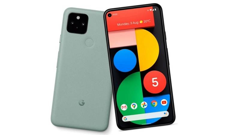 Pixel 5: Επίσημα με οθόνη 90Hz, Snapdragon 765G και τιμή $699