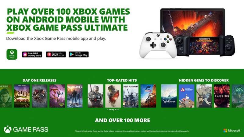 Project xCloud: Πρεμιέρα σήμερα σε 22 χώρες με 172 διαθέσιμα παιχνίδια