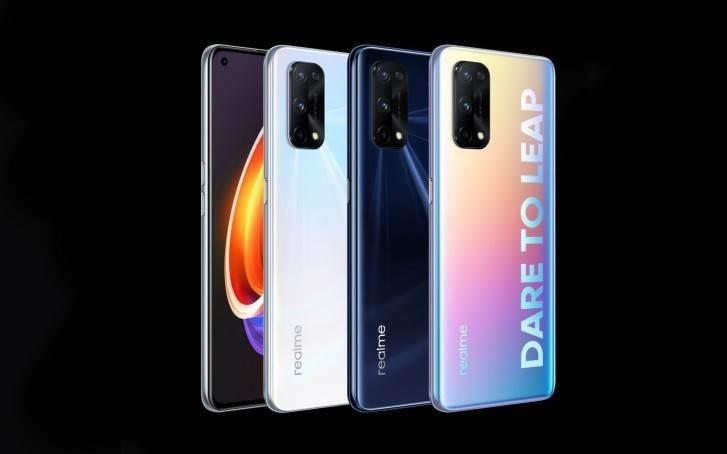 Realme X7, X7 Pro και V3, επίσημα με προσιτές τιμές και 5G