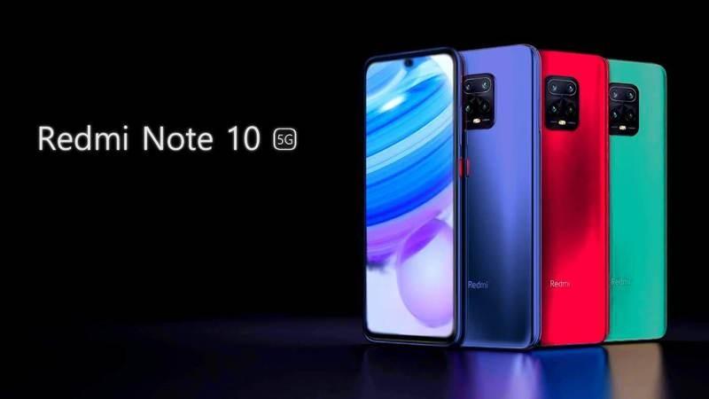 Redmi Note 10: Πρώτες πληροφορίες για τα τεχνικά χαρακτηριστικά του 1