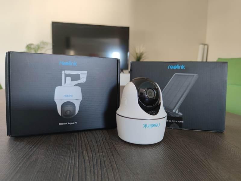 Reolink Argus PT: Μια εξαιρετική επιλογή για ασύρματη κάμερα ασφαλείας