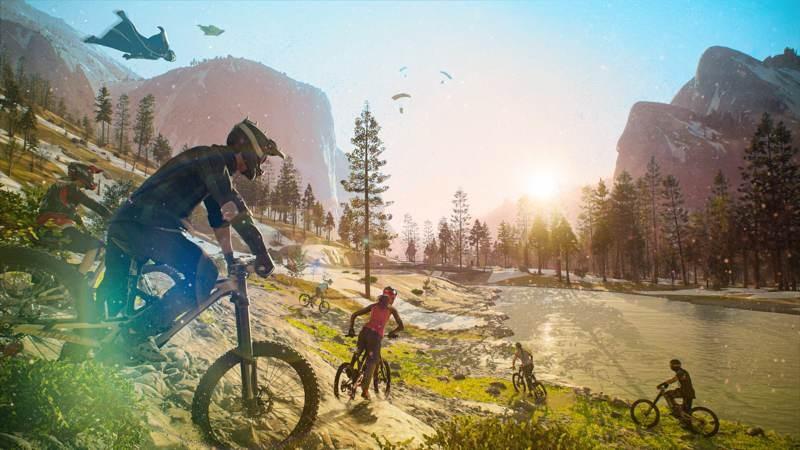 Riders Republic: Το νέο MMO game της Ubisoft για τους λάτρεις των extreme sports