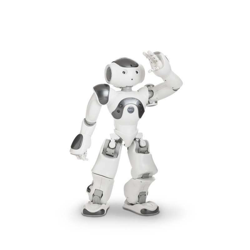NAO: Το νέο ανθρωποειδές ρομπότ για τα Ελληνικά σχολεία - πανεπιστήμια