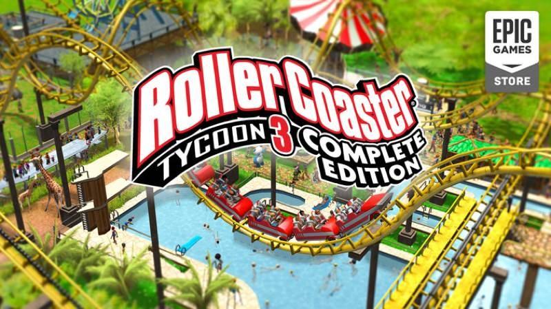 Epic Games Store: Δωρεάν το Roller Coaster Tycoon 3, εκπτωτικό κουπόνι €10 και DLC για το Total War Saga: Troy 1