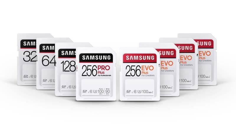 Samsung EVO Plus και PRO Plus, οι νέες κάρτες SD με προσιτές τιμές 1
