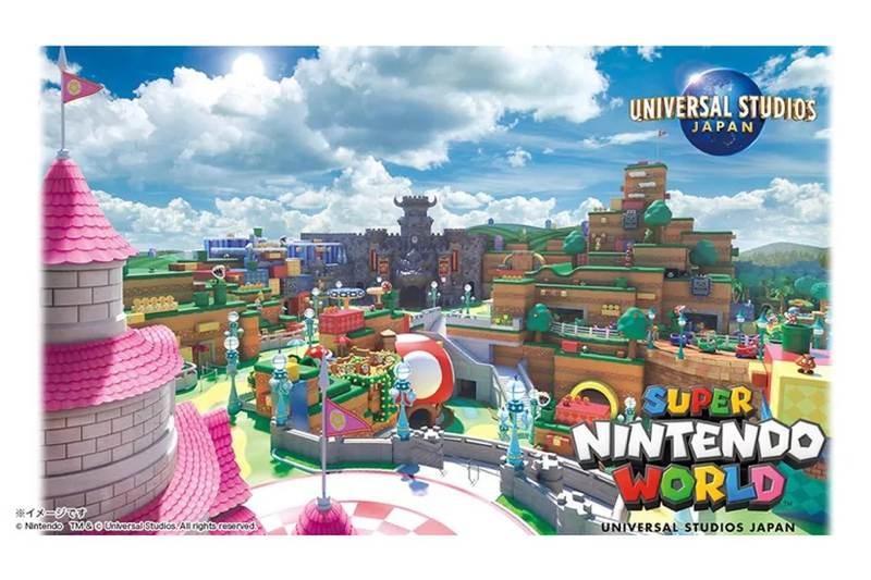 Super Nintendo World: Το θεματικό πάρκο της Nintendo ανοίγει την Άνοιξη του 2021 1