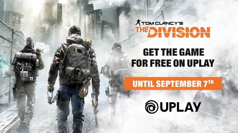 The Division: Απόκτησε το δωρέαν από την Ubisoft 1