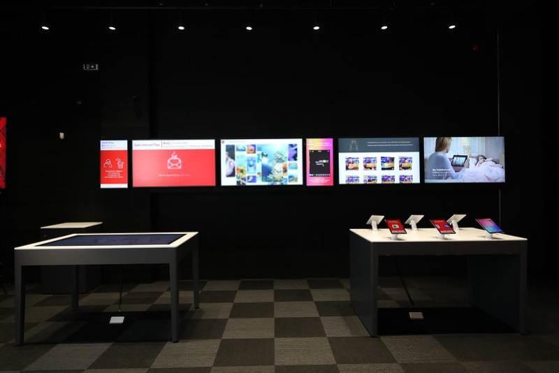 Vodafone: Στην Ελλάδα το πρώτο Future ready κατάστημα της