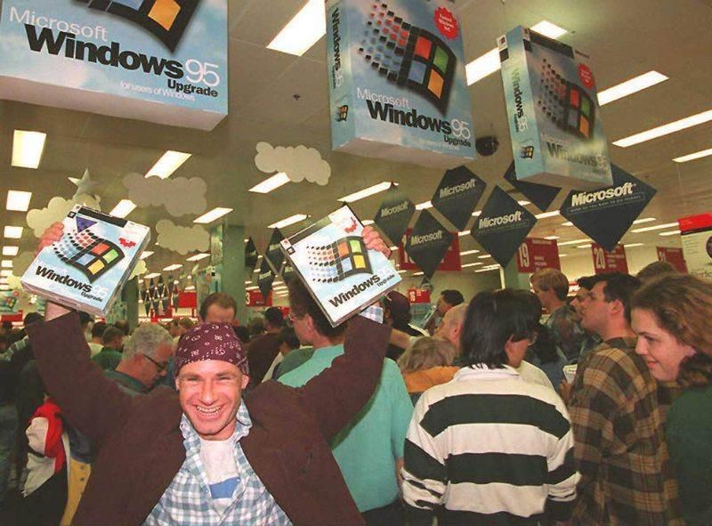 Windows 95: Πέρασαν κιόλας 25 χρόνια από την κυκλοφορία του