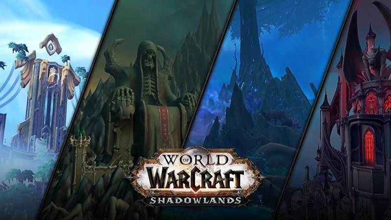 World of Warcraft: Shadowlands, κυκλοφορεί στις 27 Οκτωβρίου 2020 το νέο expansion