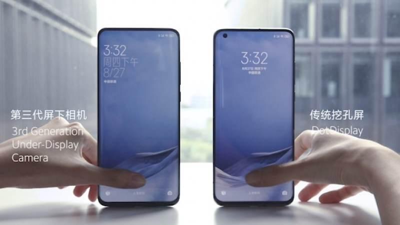 Xiaomi: Έδειξε την 3ης γενιάς under-display camera, έρχεται σε smartphones το 2021