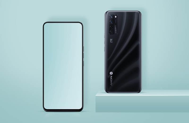 ZTE Axon 20 5G: Επίσημα το πρώτο all-screen smartphone στον κόσμο με κάμερα κάτω από την οθόνη