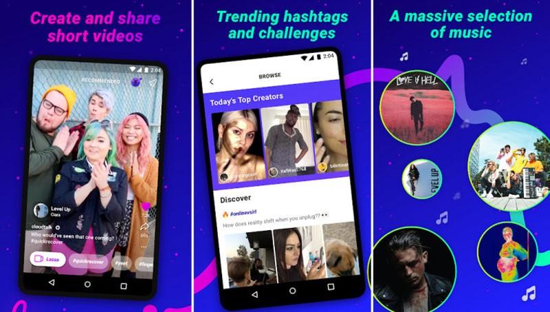 Lasso: Το TikTok της Facebook καταργείται οριστικά στις 10 Ιουλίου 2020 1