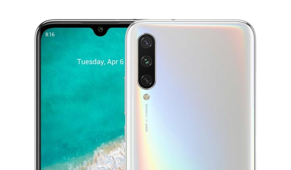 Xiaomi Mi A3: Επίσημα με οθόνη 6.09'' AMOLED HD+, Snapdragon 665, in-display αισθητήρα και τριπλή καμερα