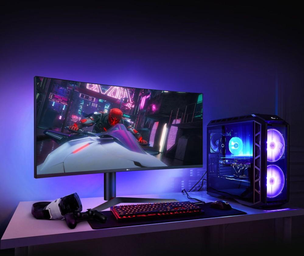 Η LG παρουσιάζει το πρώτο στον κόσμο gaming monitor με χρόνο απόκρισης 1ms!