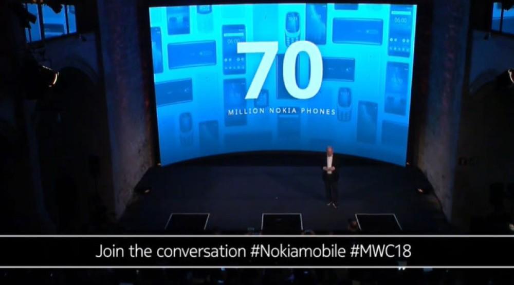 HMD Global: 70 εκατ. πωλήσεις Nokia smartphones μέσα σε 2 χρόνια!