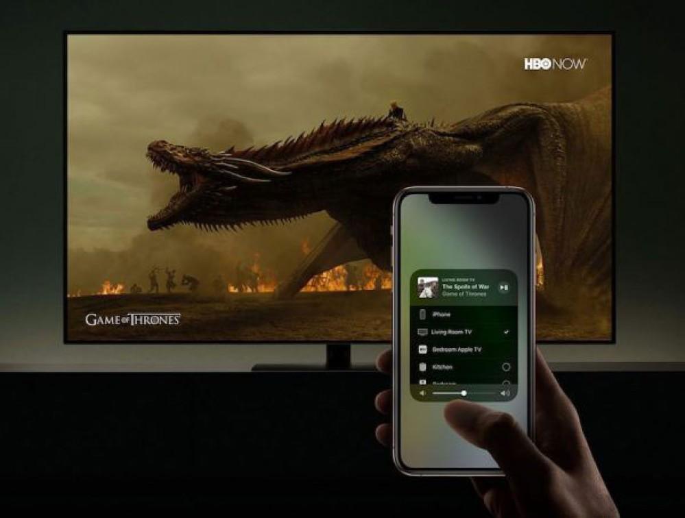 Επίσημη λίστα τηλεοράσεων Samsung, LG, Sony, Vizio που υποστηρίζουν το AirPlay 2