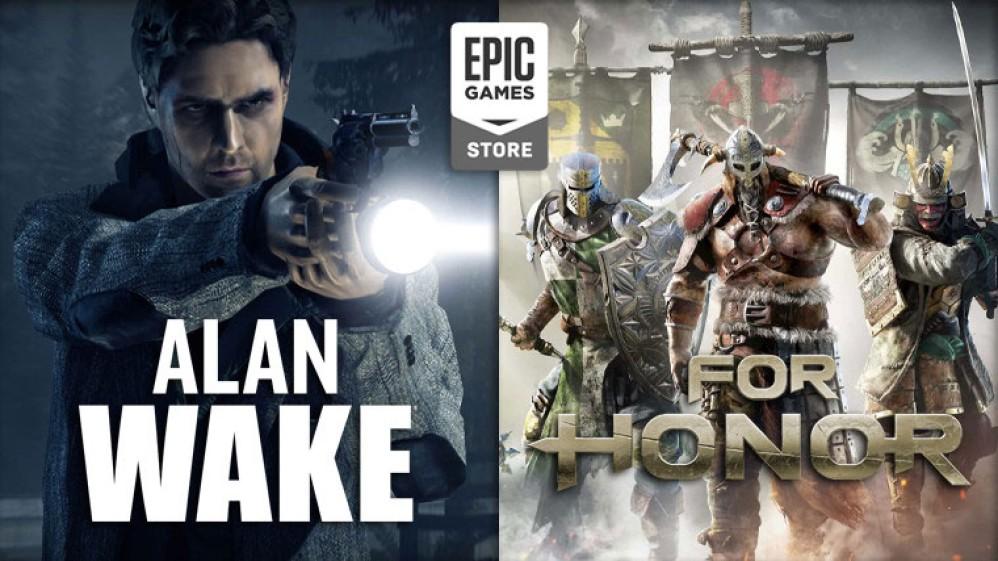 Alan Wake και For Honor δωρεάν για όλους στο Epic Games Store