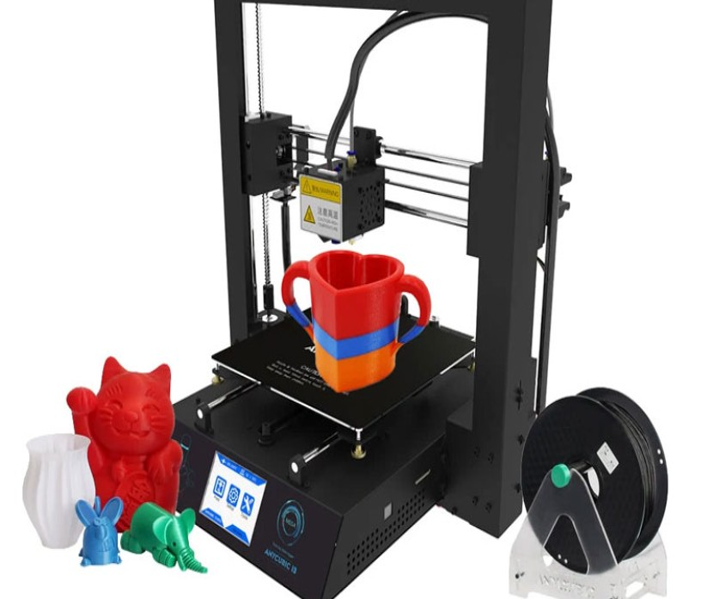 Anycubic i3 Mega: Εξαιρετική περίπτωση 3D printer από Γερμανία με δωρεάν μεταφορικά
