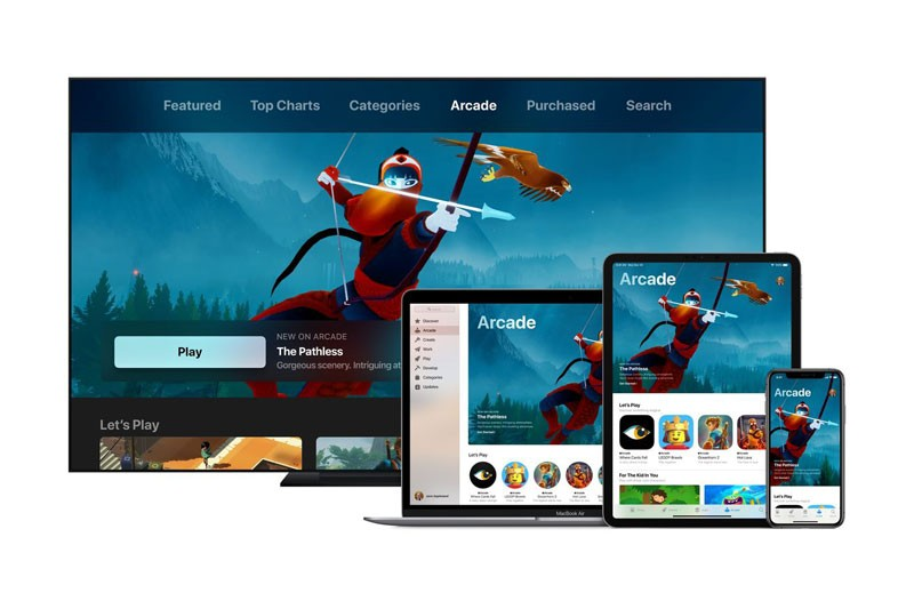 Apple Arcade: Συνδρομητική υπηρεσία gaming για iOS, Mac και Apple TV