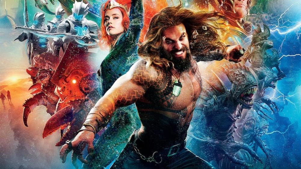 Aquaman: Πρεμιέρα στις 13 Δεκεμβρίου στην Ελλάδα