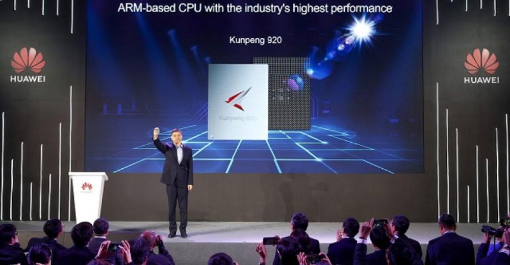 Η βρετανική ARM διακόπτει κάθε συνεργασία με τη Huawei!