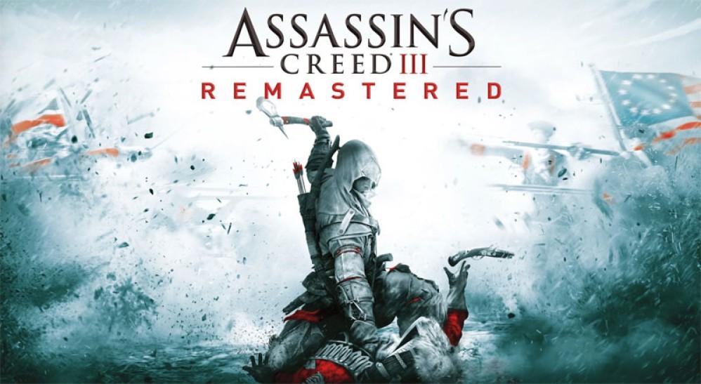 Assassin's Creed III Remastered: Διαθέσιμο για Xbox One, PS4 και PC, έρχεται στο Nintendo Switch το Μάιο