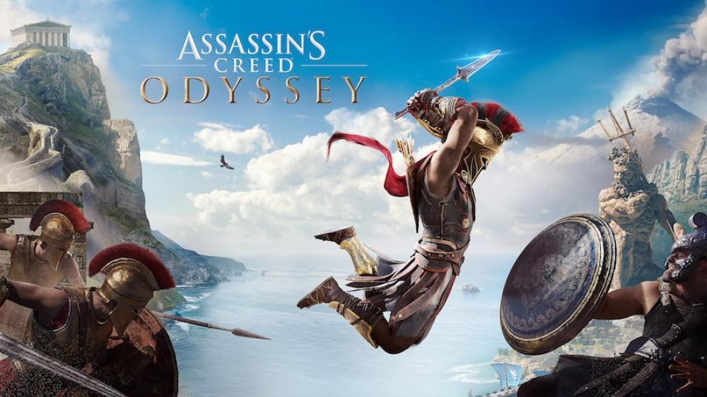 Χριστουγεννιάτικες προσφορές σε NBA2K19, Assassins Creed Odyssey κ.α. δημοφιλή games