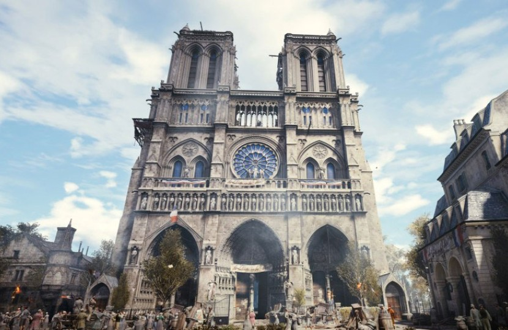 Assassin's Creed Unity: Δωρεάν η έκδοση για Windows PC για την Παναγία των Παρισίων