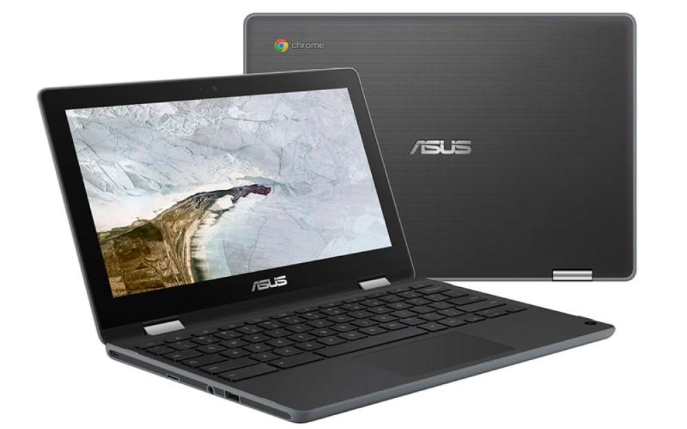 Η ASUS παρουσιάζει τρία νέα Chromebooks και το πρώτο της tablet με Chrome OS