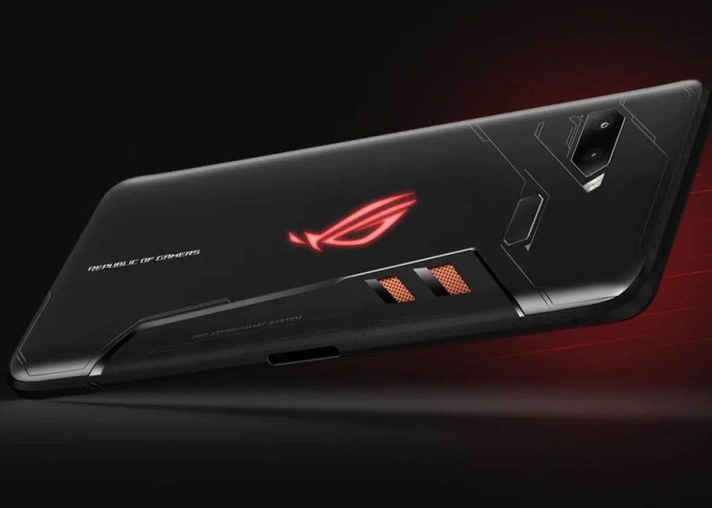 Asus ROG Phone 2: Επίσημα με οθόνη 6.59'' AMOLED 120Hz, Snapdragon 855+ και μπαταρία 6000mAh!