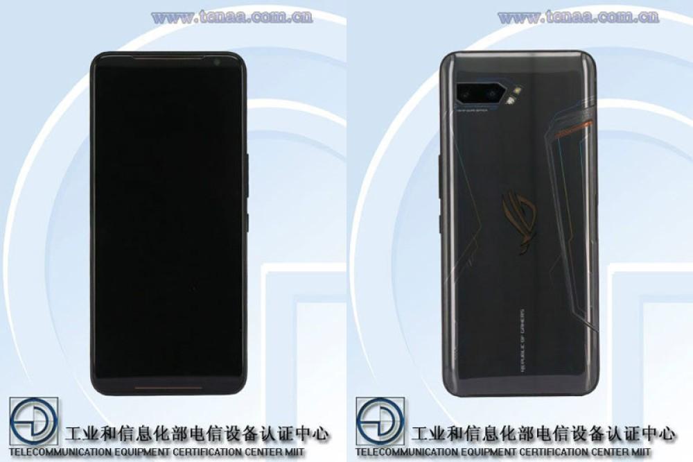 Asus ROG Phone 2: Πρώτες εικόνες και χαρακτηριστικά για το νέο gaming smartphone