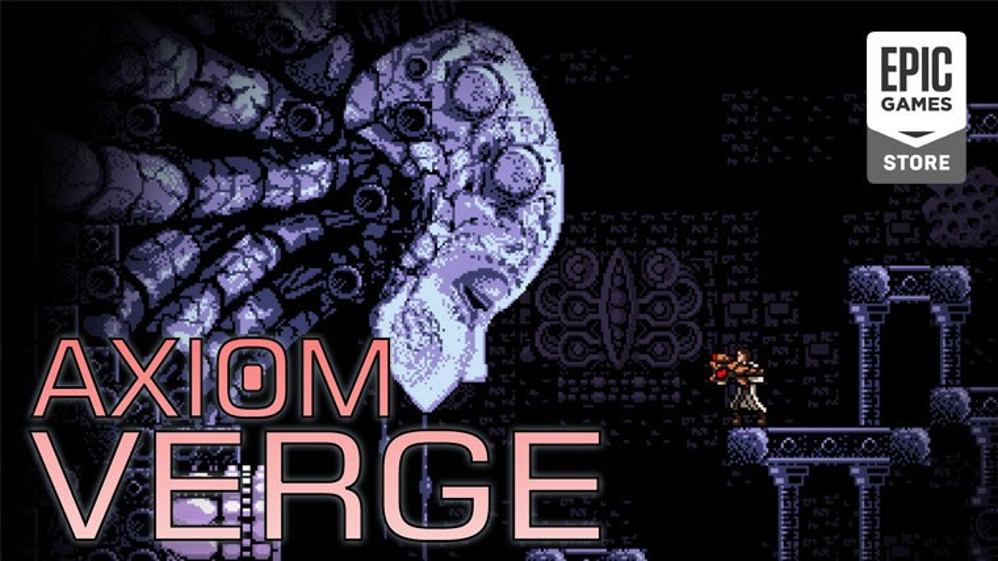 Axiom Verge: Το side-scroller action game εντελώς δωρεάν για όλους στο Epic Games Store