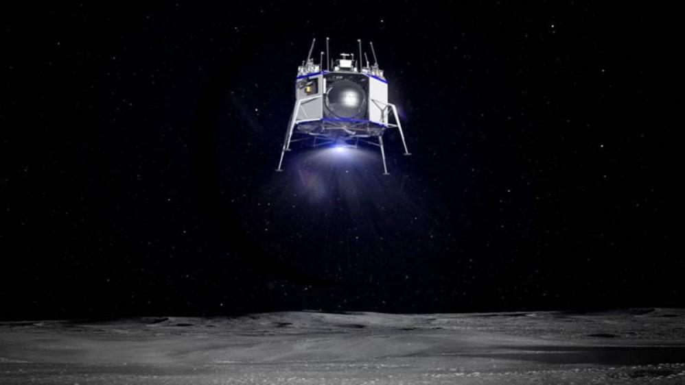 Blue Moon: Αυτό είναι το διαστημικό σκάφος για την επιστροφή στη Σελήνη από την Blue Origin του Jeff Bezos