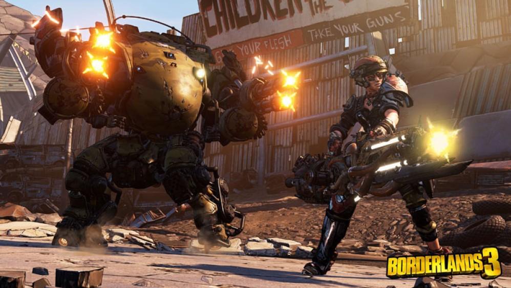 Borderlands 3: Κυκλοφορεί στις 13 Σεπτεμβρίου, αποκλειστικά στο Epic Games Store
